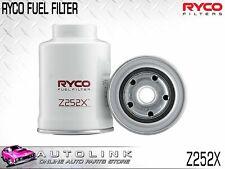 RYCO DIESEL FUEL FILTER FOR TOYOTA LANDCRUISER PRADO KZJ95R KZJ120R 3.0L DIESEL