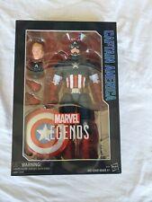 MARVEL LEGENDS Series Avenger CAPTAIN AMERICA 12 Inch Action Figure SEALED