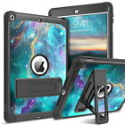 For Apple iPad 9th Generation iPad 8th/7th Gen Shockproof Hard Tablet Case Cover