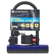 Contraste Cycle Lock durci D-Series 205 Vélo U-Lock