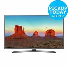 LG 50 Inch 50UK6750PLD Smart Ultra HD TV with HDR.