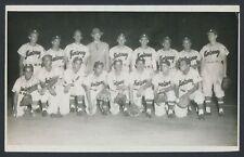 "1945 Sultanes de Monterrey, ""Mexican League Baseball Team Photo in Uniform"""