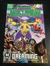 """Millennium#6 Incredible Condition 9.2(1987)""""Week 6"""" The Dreaming"""