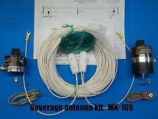 Beverage Antenna Kit, 200 feet including adjustable matching impedance, MK105