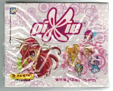 Pixie Box 50 packs Stickers Panini Winx Club
