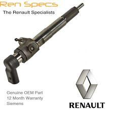 Reconditioned Genuine Renault / Nissan / Dacia 1.5 Dci Fuel Injector Siemens
