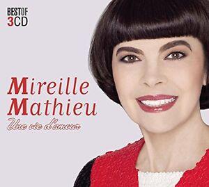 Mathieu Mireille - Une Vie D'amour [New CD] Germany - Import