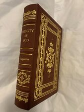 Vol 2 The City Of God, Works Of Aurelius Augustine. Legal Classics Library