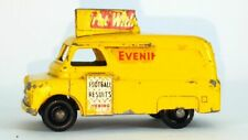 BEDFORD EVENING NEWS VAN ~ Lesney Matchbox No. 42 A3 Made in England in 1957