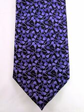 Carlos Santana Mens Silk Tie