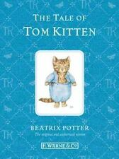 The Tale of Tom Kitten (Peter Rabbit) - New - Potter, Beatrix - Hardcover