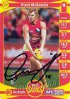 ✺Signed✺ 2014 GOLD COAST SUNS AFL Card TRENT MCKENZIE
