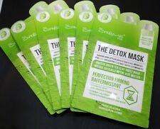 Detox Face Mask Matcha Green Tea Skincare The Creme Shop~~Lot of 6~~Exp. 9/25/20