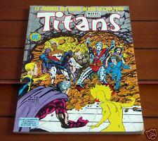 TITANS N°112 1988 Marvel LUG - TTBE ! #2