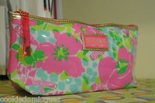Sale! New Estee Lauder Lilly Pulitzer Makeup Case Cosmetic Travel Toiletries Bag