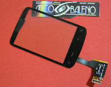 Kit Ricambio TOUCH SCREEN +VETRO PER HTC WILDFIRE G8 SENZA CHIP per Display Lcd