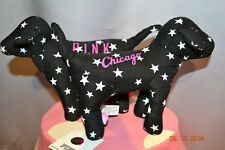 RARE Victorias Secret Pink MLB Chicago White Soxs  Mini Dog NWT