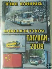 Buses / Trolleybus DVD - Taiyuan, China 2009