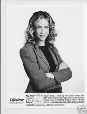 Ally Walker VINTAGE Photo If You Believe