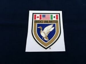 Ducks Unlimited Decal (official member decal)