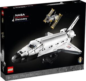 LEGO 10283 NASA Space Shuttle Discovery Brand New