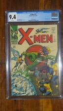 X-Men #21  June 1966  CGC 9.4  White Pages