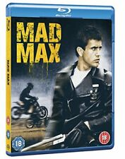 Mad Max [Blu-ray] [2015] [Region Free] [DVD][Region 2]