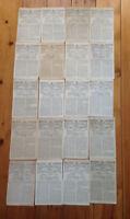 Arsenal home programmes  1946/47
