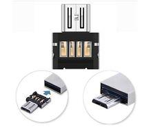ADATTATORE CONVERTITORE Mini USB 2.0 Micro USB OTG samsung smartphone android pc