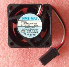 NMB-MAT 1608KL-05W-B39 fan 24V 0.08A 3PIN 40*40*20mm Cooling fan