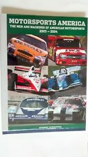 Motorsports America The Men And Machines (4) 2003-04, 2004-05, 2005-06, 2006-07