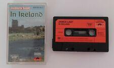Cassette James Last - In Ireland 1986 Polydor Digital Master Mix 829 927-4