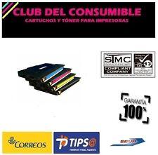 4 X SAMSUNG CLP610/CLP660 TÓNER GENÉRICO NO OEM CLX 6210FX CLX 6210ND
