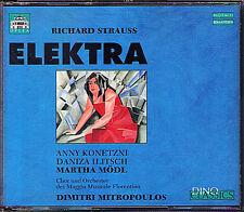 Richard STRAUSS: ELEKTRA 1950 Martha Mödl Anny Konetzni Dimitri MITROPOULOS 2CD