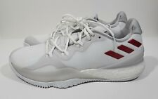 Adidas Crazy Light Boost 2 Mens Basketball Shoes White Size 10