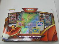 Pokemon Premium Powers Collection Ho-Oh Shining Legends Sealed New TCG EZ488