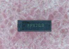 FOX SMD Crystal 20MHz FPX200, 13.2x5.3mm, Qty.20