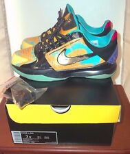 2014 Nike Zoom Kobe 5 Prelude Sz 7 Y Pop Art bruce lee wtk 1 2 3 4 5 6 all star