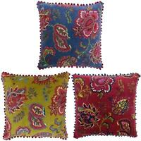 Empire Cushion Covers by Riva Paoletti in 4 colours