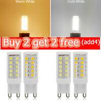 G9 5W LED Bulbs Capsule Light ECO Lamps Corn Halogen Replace Bulb Energy Saving