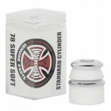 Independent Bushings 78A Super Soft White Indy Bushings Skateboard Truck Rubbers