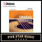 D'Addario EJ15 Acoustic Guitar Strings 10-47 NEW 1 Set DADDARIO