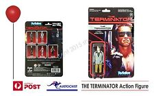 "The Terminator Funko X Super 7 Action Figure 3"" 7/8 BNIB Fully Posable Licensed"