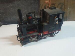 LGB 20212 Dampflokomotive  Spur G Direct Decoder aus Rückbau