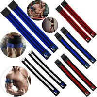 SAWANS Occlusion Training Bands Blood Flow Restriction Training wraps Fitness 2X
