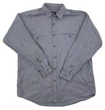 Patagonia Mens Organic Cotton Long Sleeve Button Up Shirt Size XL