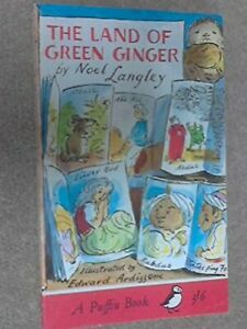 The Land of Green Ginger (Puffin Books) by Langley, Noel Paperback Book The