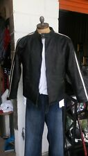 Beverly Hills Polo Club Mens Leather Jacket
