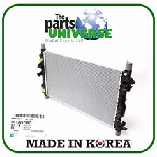 Radiator for Chevy Chevrolet orlando Part: 13267667