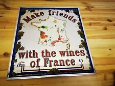 Make Friends With The Wines Of France Mirror
